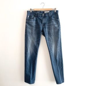Adriano Goldschmied Tailored Straight Leg Jeans